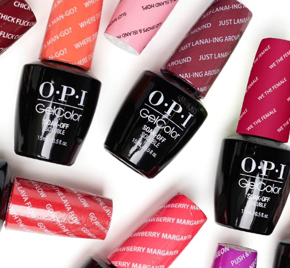 OPI Manicure Odense | Nails and Body by Joanna Mielcarek